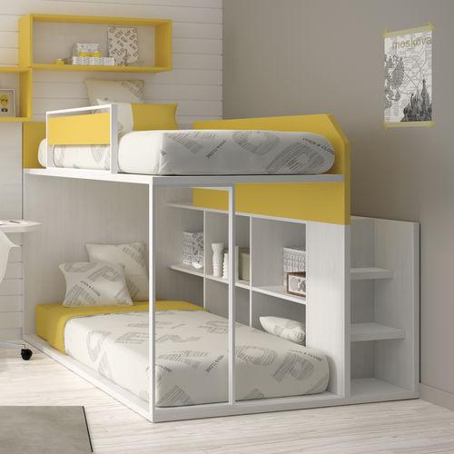 Etagenbett / Einpersonen / modern / für Kinder (Unisex)