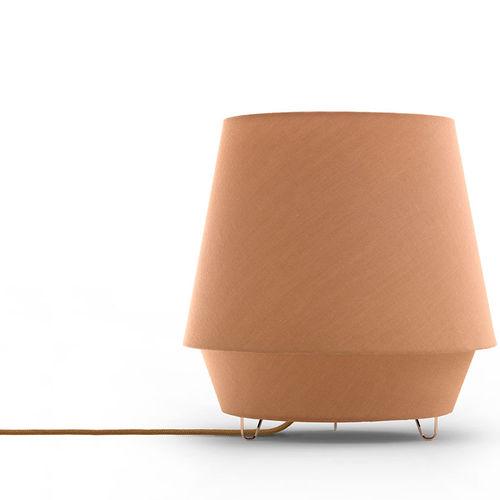 Tischlampe / modern / Stoff / aus Acryl