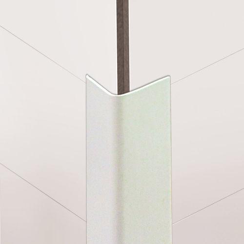 PVC-Abschlussprofil