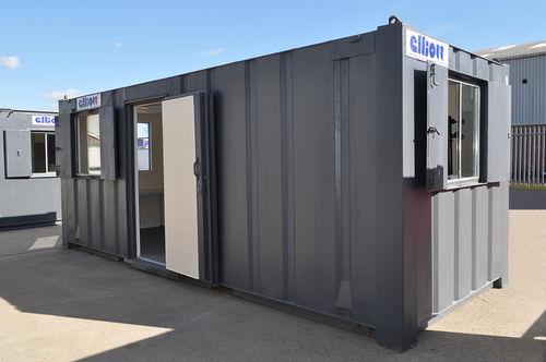 Containeranlage für industrielle Nutzung / für Baustellen / für Restaurants