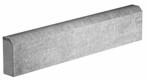 Trenn-Randstein / Beton / linear