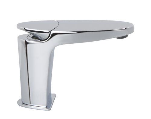 Einhebelmischer für Waschtisch / verchromtes Metall / mechanisch / für Badezimmer