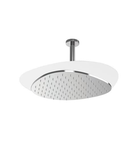 deckenmontierter Duschkopf / mit integrierter Beleuchtung