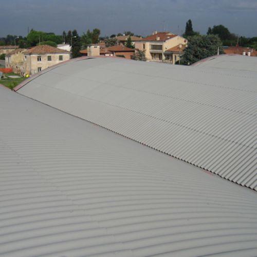 Flüssigkeitsabdichtung für Dächer