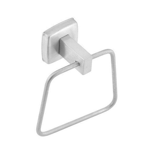 Ring-Handtuchhalter / wandmontiert / Edelstahl / für Hotels