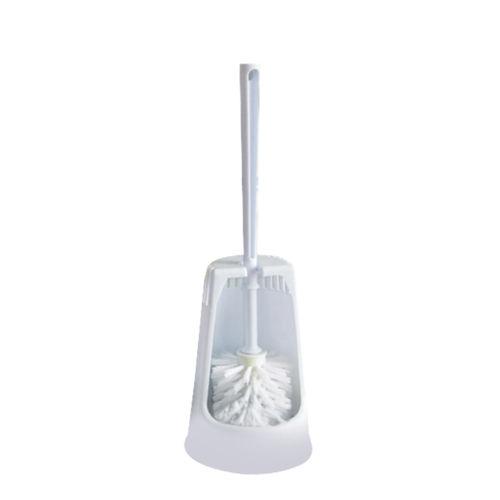 Kunststoff-Toilettenbürste / für Böden / für Hotels
