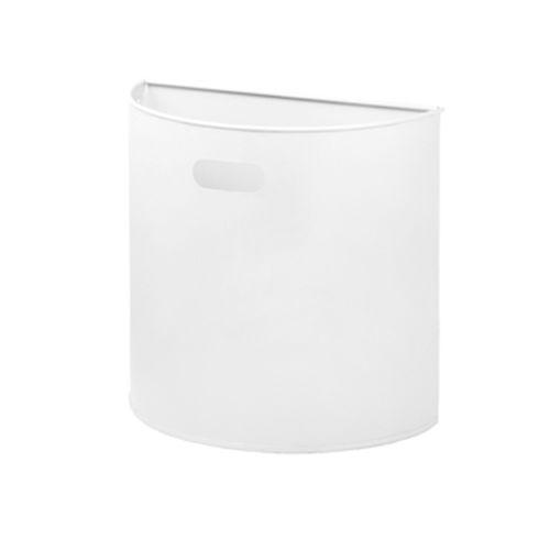 Stahl-Papierkorb
