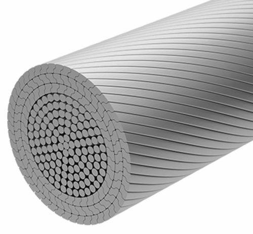 Stahlkabel für Seiltragwerk / vollverschlossene
