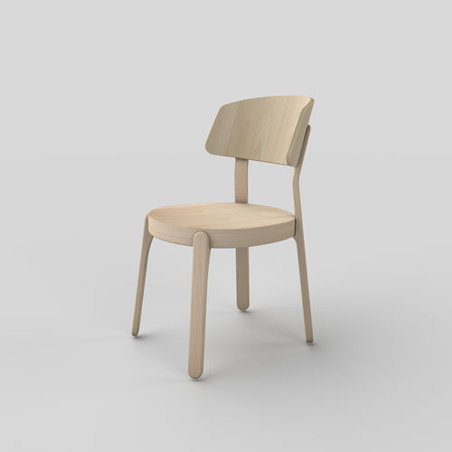 Stuhl / skandinavisches Design - TEKHNE S.r.l.