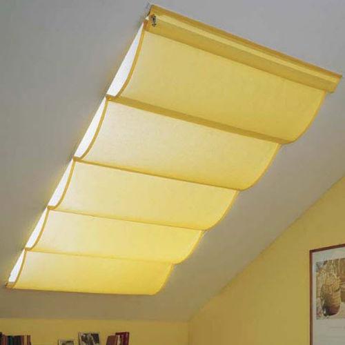 Öffnungssystem für Jalousie / Raffrollo / mit Kettenauslösung / für Dachfenster