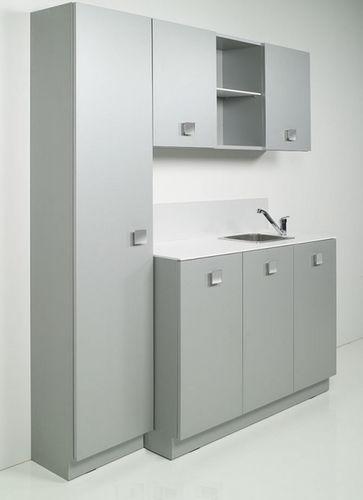 Waschbeckenmöbel für Friseursalons / für Frisörsalon