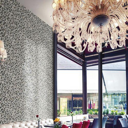 Innenraum-Mosaikfliese / für Schwimmbecken / Wand / Boden