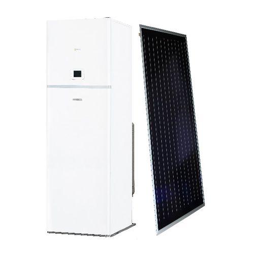 Solarheizkessel / Wohnbereich / auf Kondensationsbasis