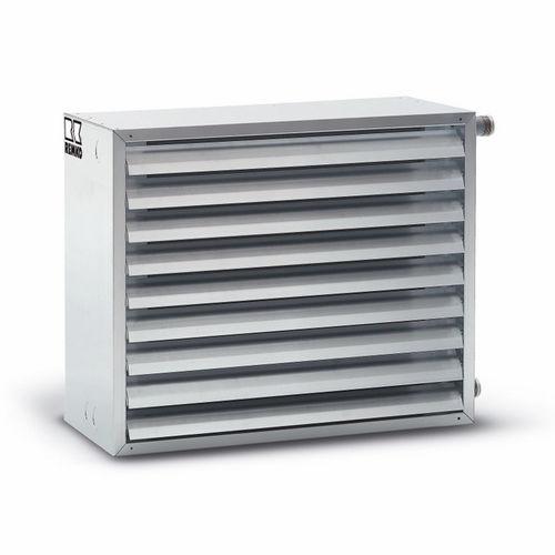 Heißwasser-Lufterhitzer / wandmontiert