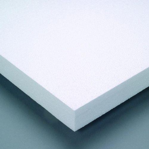 thermische Isolierung / aus expandiertem Polystyrol EPS / für Böden / steife Platten