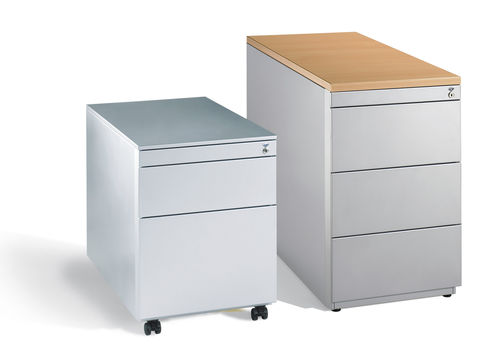 Stahl-Büroschubladenschrank