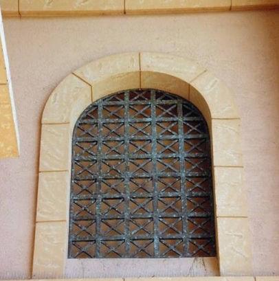 abnehmbares Sicherheitsgitter / für Fenster