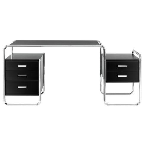 Holz-Schreibtisch - THONET