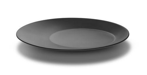 Service-Teller / rund / Melamin / Objektmöbel