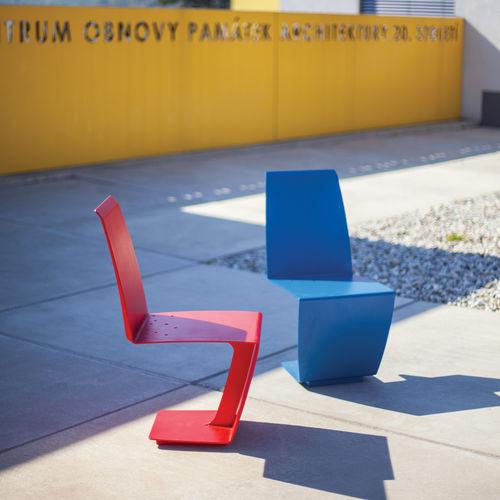 moderner Stuhl - mmcité street furniture
