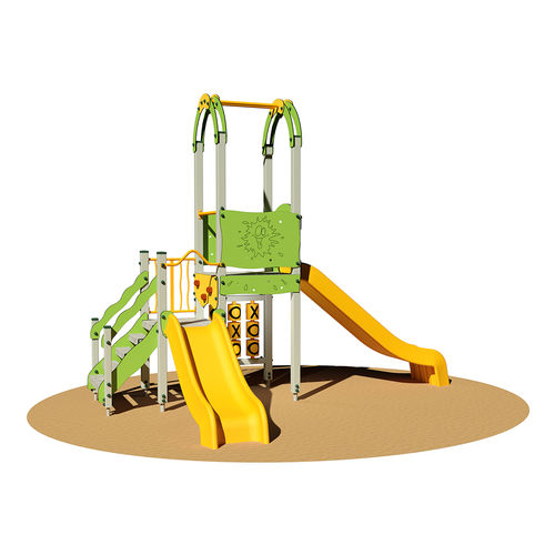 Spielplatzgerät für Spielplätze / Holz