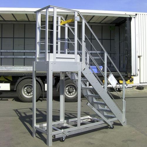Plattform für Lagerung / für Aussen / Arbeit