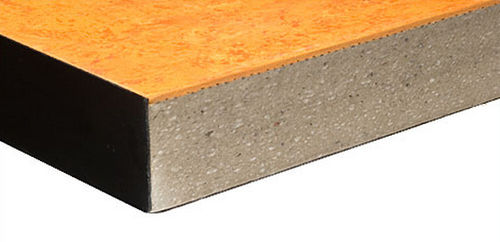 Kalziumsulfat-Doppelboden - PETRAL