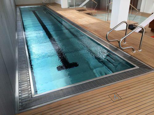 Schwimmbecken / kit komplett