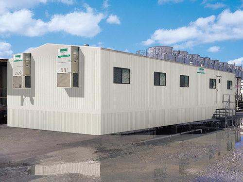 Baucontainer für gewerbliche Nutzung / für industrielle Nutzung / für Büro / Modulare