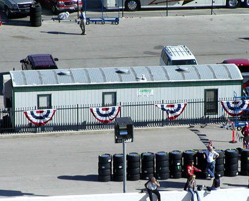 Containeranlage für gewerbliche Nutzung / für Events / Modulare