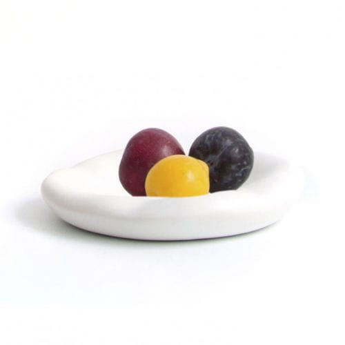 Keramik-Tischdekoration