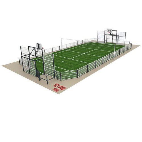 Multisportplatz für Spielplätze