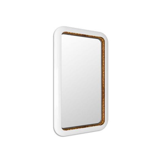 wandmontierter Spiegel / Wohnzimmer / Schlafzimmer / modern
