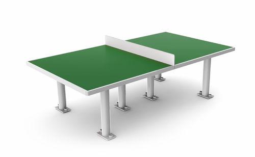 Tischtennisplatte für Spielplätze