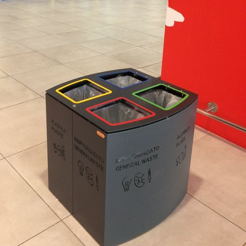 Park-Abfallbehälter - CITYSI srl
