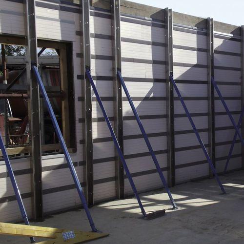 hochbelastbarer Beton / selbstverdichtend / mit Sicherheitsvorrichtung / für Grundstücksmauern