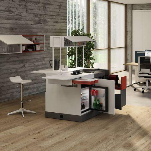 Kücheninsel für Büro