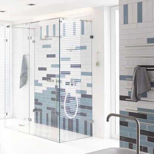 Scharnier für Duschen