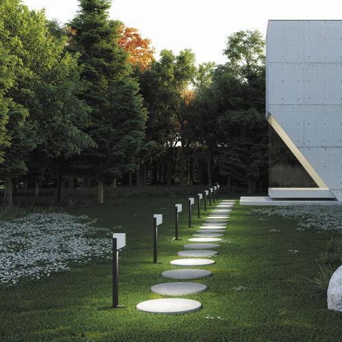 Garten-Leuchtpoller / modern / DurCoral® / LED