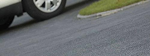 Asphalt-Bodenbelag / für Außenbereich / hochbelastbar / hochleistungsfähig