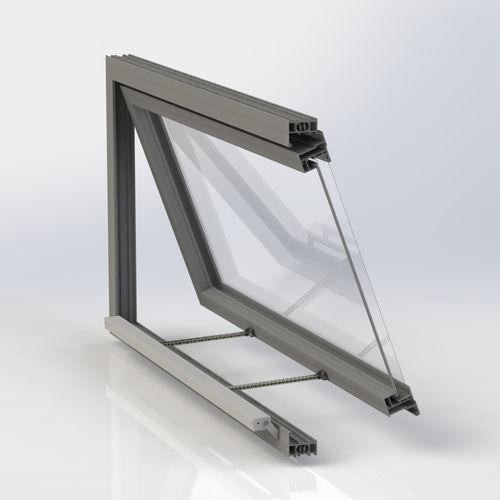 Stellantrieb für Fenster / Ketten / für Antriebe