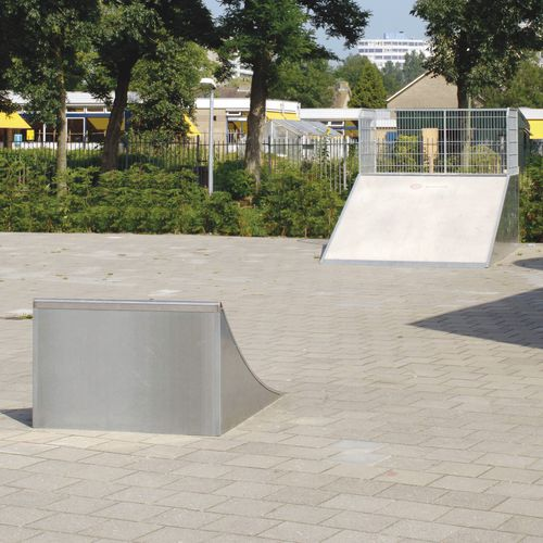Skateboardrampe