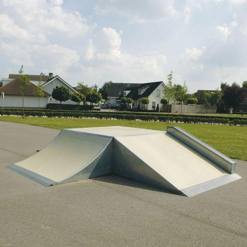 Funbox für Skatepark