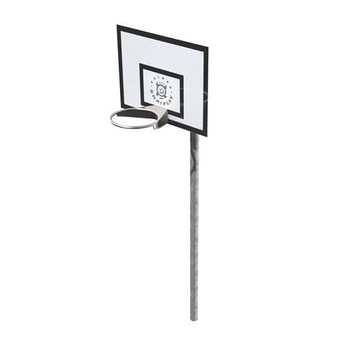 wandmontierter Basketballkorb - VelopA