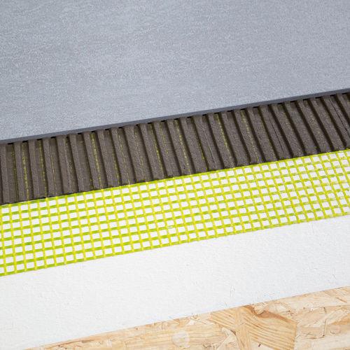 verstärkendes Dichtungsband / für Wände / für Fußböden / in Bandform