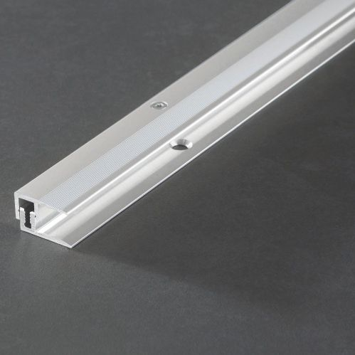Abschlussprofil / anodisiertes Aluminium / für Fliesen / Winkel