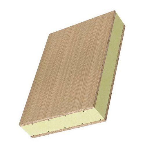 Sandwich-Dämmplatte / für Fassaden