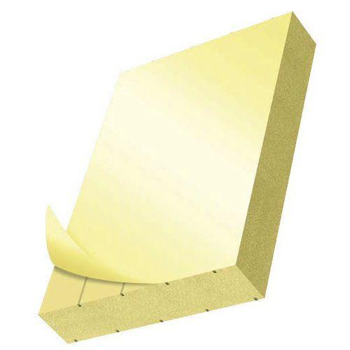 thermische Isolierung / aus XPS / Polyurethanschaum / für Fassaden