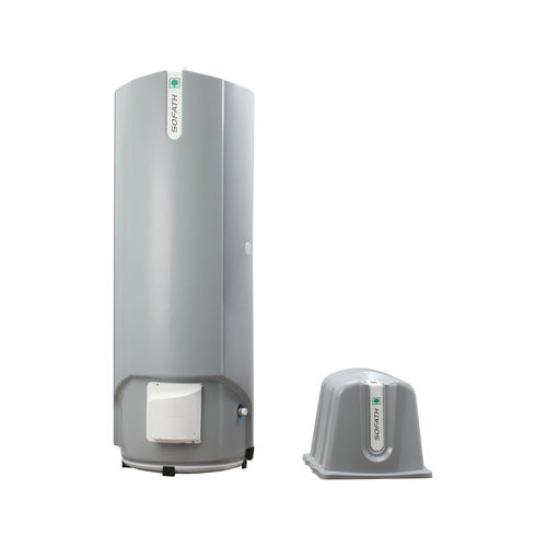 elektrischer Heißwasserspeicher / freistehend / vertikal / Wohnbereich