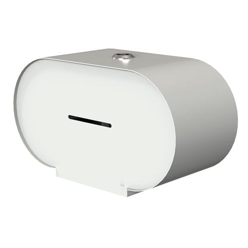 wandmontierter Toilettenpapierhalter